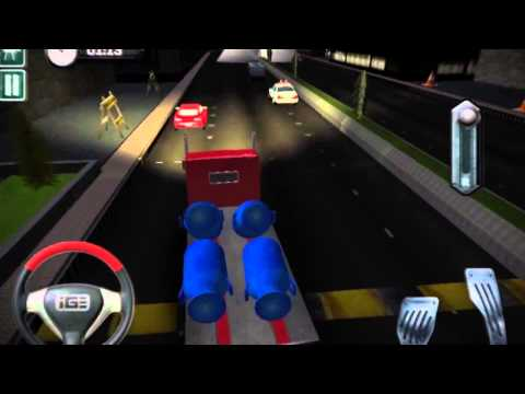 City Transporter 3D - Truck Simulator for Android!