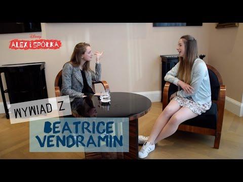 Wywiad z Beatrice Vendramin