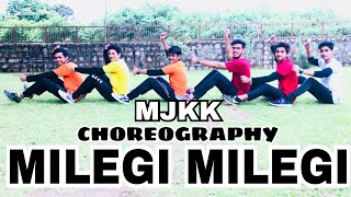 MILEGI MILEGI || STREE ||bollywood dance|| choreography||Lavish