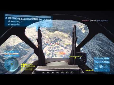 BF3 Attack Jet - 89-5 | Kharg Island rush defense | SU-25TM