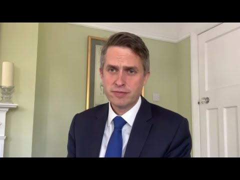 Gavin Williamson discusses Dominic Cummings, school fines and contact tracing | Covid-19