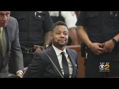 Frankie Darcell - Cuba Gooding, Jr. Faces New Accusers & New Charge