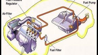 أنواع أنظمة الوقود
