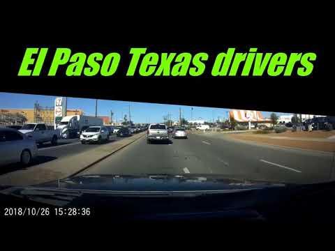 El Paso Texas Drivers 2