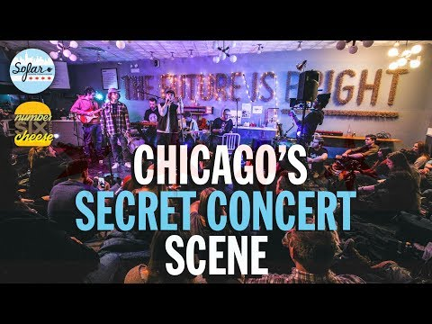 Chicago's Secret Concert Scene