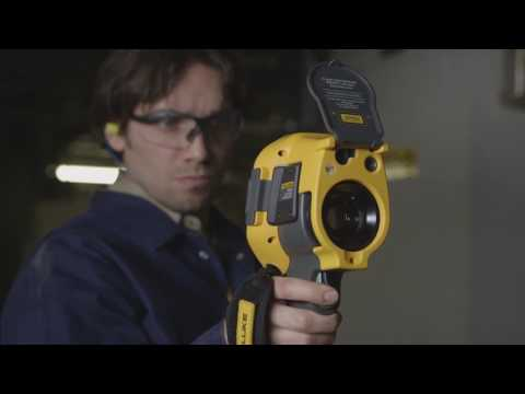 How to connect a thermal imager to your iPhone using the Fluke Connect™ app