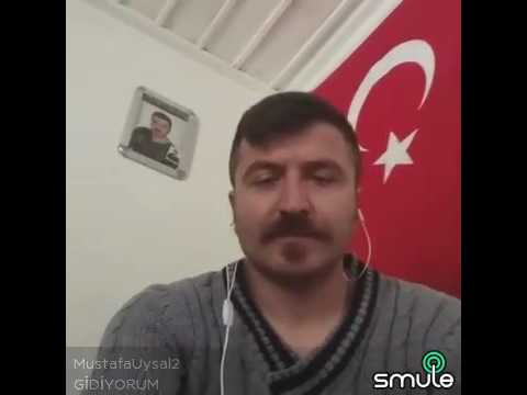 GİDİYORUM Hakkı Bulut Mustafa Uysal Uysal Film O Ses Türkiye