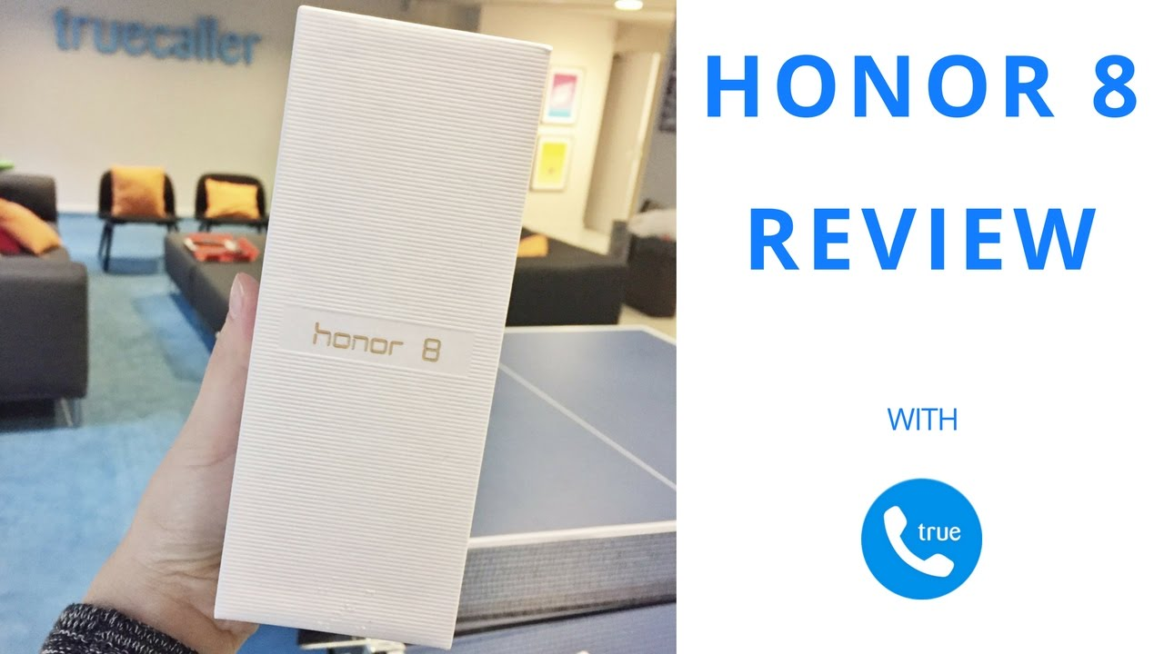 Unboxing Honor 8 + Review