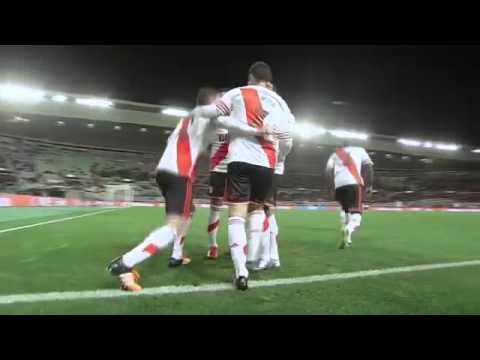 Los goleadores son así: Alario anotó el 1 a 0 de River