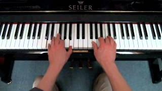 Lay back in the arms of someone - Smokie, easy piano cover