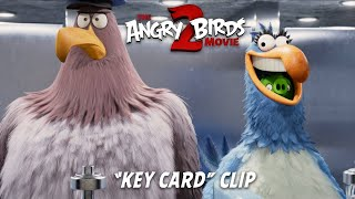 The Angry Birds Movie 2 – Key Card Clip | August 8