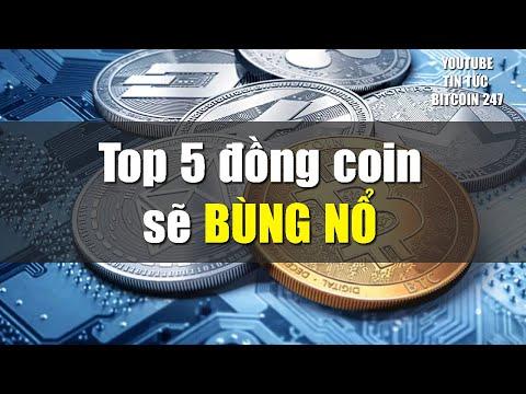 Top 5 Altcoins BÙNG NỔ nhất trong tương lai