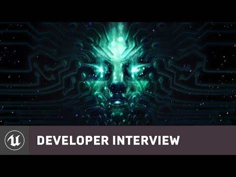 System Shock by Night Dive Studios   E3 2017 Developer Interview   Unreal Engine