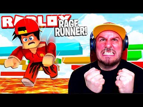Roblox RAGE RUNNER.... I RAGE QUIT! |