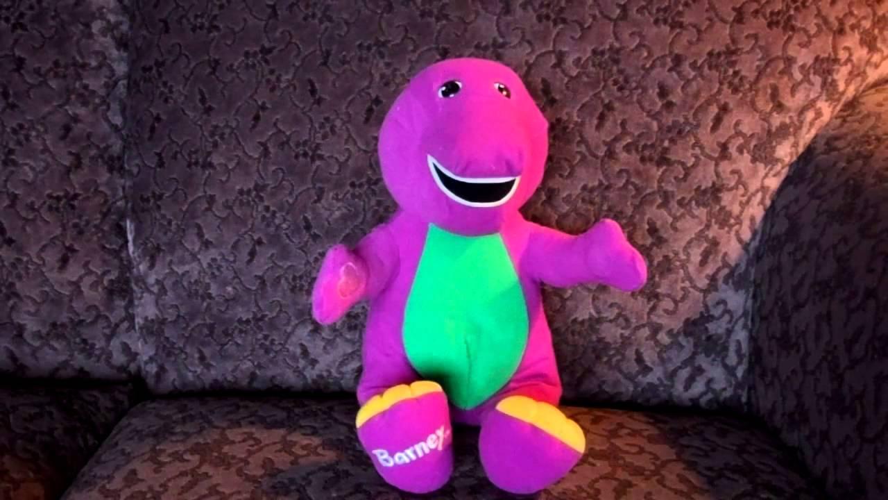 Play Along Barney Friends Pbs Dinosaur Youtube