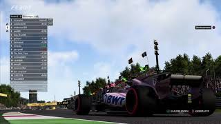 F1™ 2017 2nd Place Online