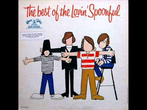 Jug Band Music by Lovin' Spoonful on Mono 1967 Kama Sutra LP.