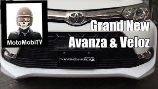 Grand New Avanza and Grand New Veloz - Indonesia