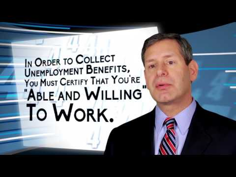 Collecting Unemployment After an Auto Accident | WIlliam Mattar