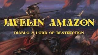 Amazon Progress (Untwinked) nº. 1 - Diablo II: Lord of Destruction (ver. 1.14d)