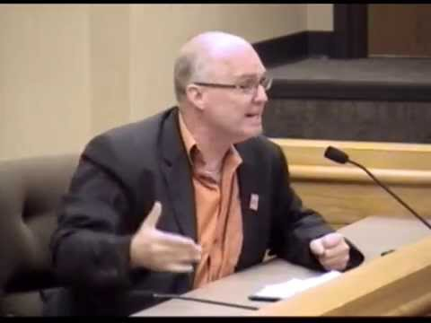 Citizens Divided Debate - David Cobb v. James Bopp
