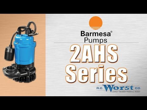 Barmesa 2AHS Series Pumps
