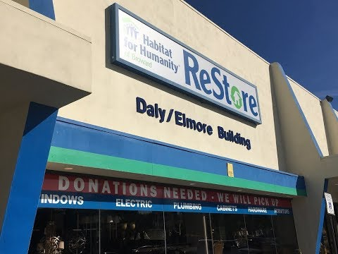 Shop With Me: Habitat for Humanity ReStore Broward