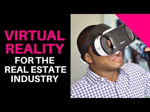 Virtual Reality for the Real Estate Industry