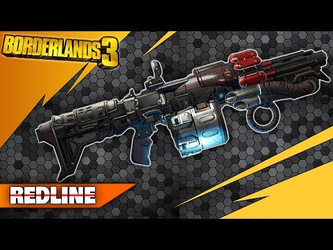 Waffen-Review: Redline | Borderlands 3