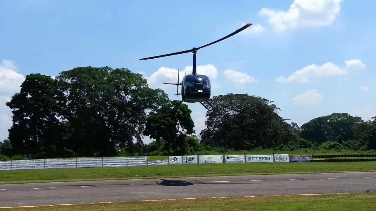 Robinson R66 Turbine Robinson R44 Raven Low Altitude Show | HD