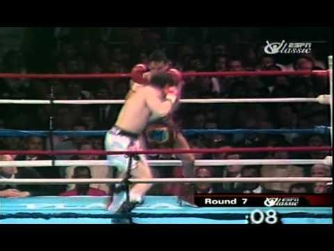Hector Camacho Sr. vs Vinny Pazienza