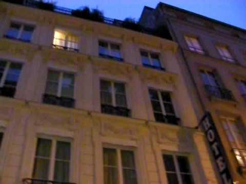 le petit paris 214 rue saint jacques 75005 paris france le hotel de medicis youtube. Black Bedroom Furniture Sets. Home Design Ideas