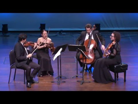 Juilliard School - Millennium Stage (February 22, 2016)