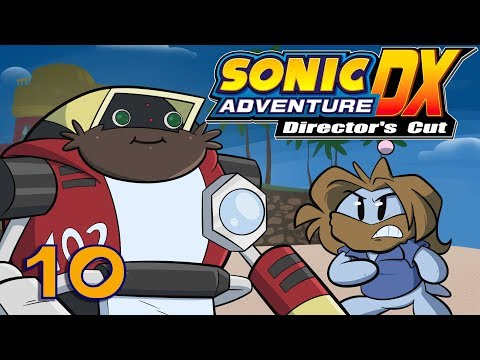 Sonic Adventure XD Let's Play #10 - Sock 'em Boppers