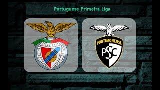 Benfica vs Portimonense Resumen Goles 2017 |HD|
