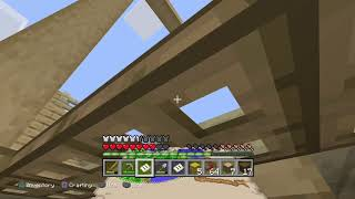 Minecraft- but i cant use diamond anything