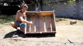 Building The Planter Box