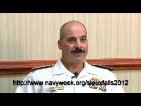 REAR ADMIRAL MARK D. GUADAGNINI - Interview about the Navy Week