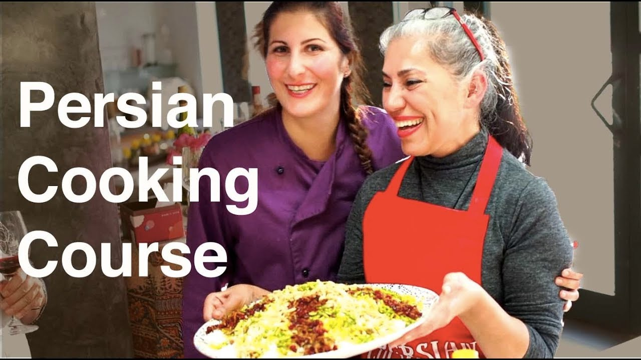Iranische Küche Köln Persian Cooking Course In Cologne Germany Persian Food Cooking Class Best Dishes From Iran