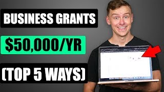 The Best Small Business Grants: Top Five Grants to Start a Business thumbnail