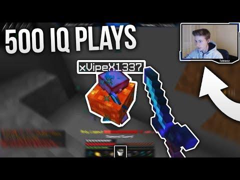 500 IQ PLAYS! NAJLEPSZE AKCJE Z MC4U.PL! - SHOTY Z LIVE TOBIASZA #1