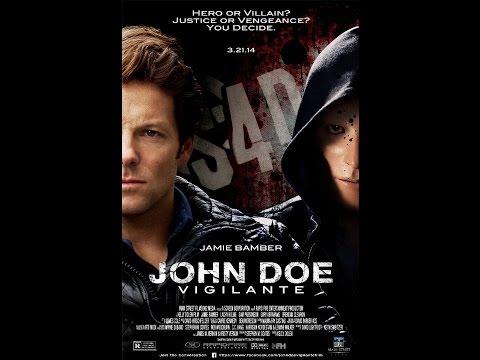 John Doe Vigilante 2014 türkçe dublaj