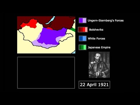 [Wars] Ungern-Sternberg's Conquest of Mongolia (1920-1921): Every Week