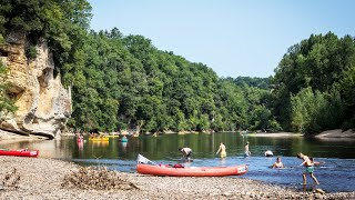 Camping Beau Rivage 3* - Dordogne
