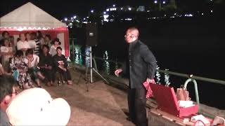 2012年 東京都公認ライセンス「ヘブンアーティスト」の最終審査に通った...