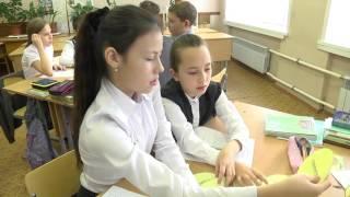 Урок русского языка в 6 классе    2