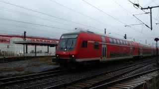 Deutsche Bahn DB Железная Дорога  Ж/Д Германии.(http://vk.com/ivanuasdeutschland., 2013-04-23T10:00:32.000Z)