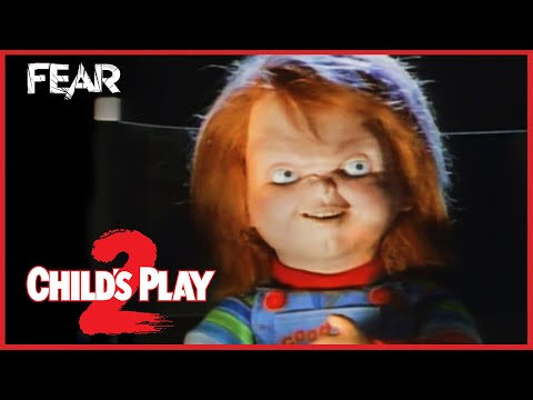 Chucky's   Behind The Screams  Child's Play 2