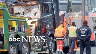 Berlin Attack Kills at Least 12