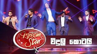 Group song   Viduli Kotai   Dream Star Season 10